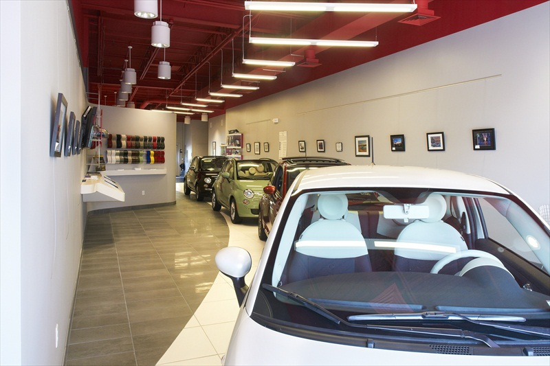 Projects_Faulkner Fiat | Professional Design and Construction