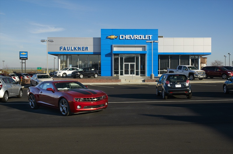 Faulkner Subaru Harrisburg >> Projects_Faulkner Chevrolet Lancaster | Professional Design and Construction