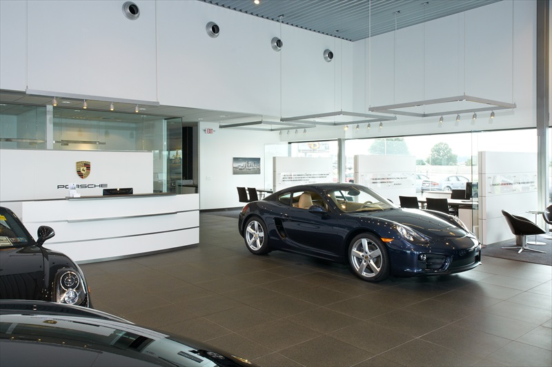 Projects_Porsche Lancaster | Professional Design and Construction