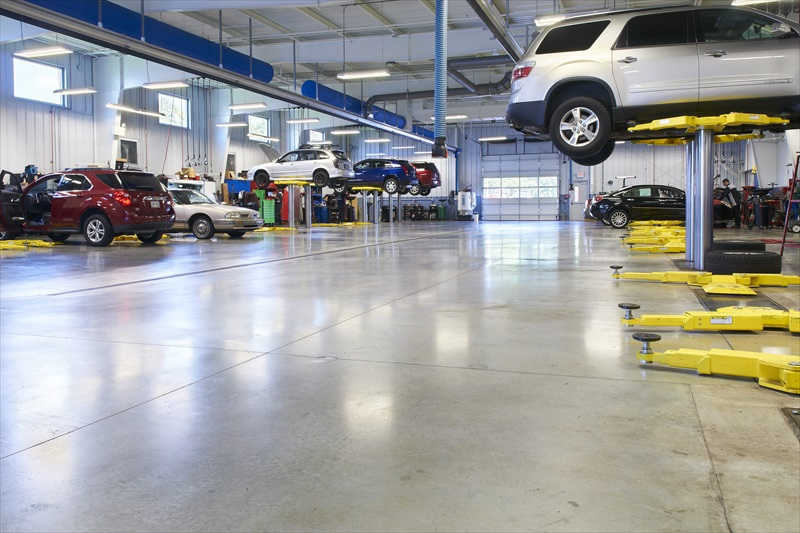 Faulkner Cadillac Mechanicsburg >> Projects_Chevrolet Cadillac Bethlehem | Professional ...