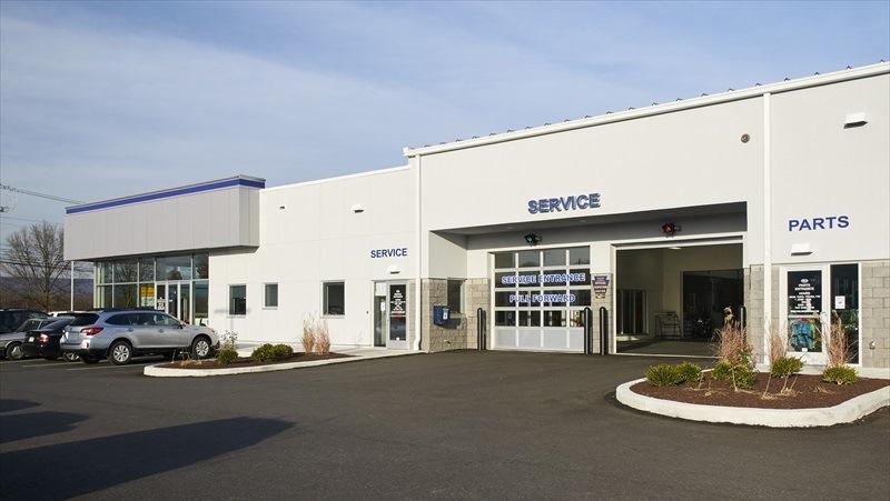 Projects Faulkner Subaru Mechanicsburg Professional Design And