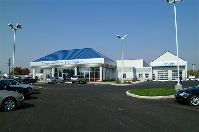 Honda Dealership Lancaster Pa >> Projects_LCM Mercedes Benz | Professional Design and ...