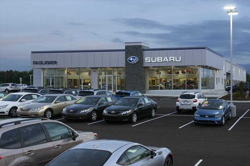 Projects_Faulkner Subaru Mechanicsburg   Professional ...