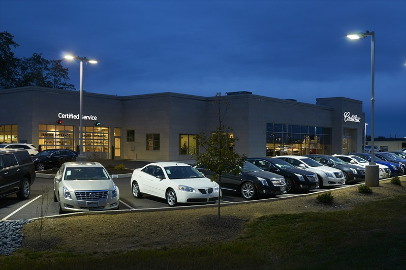 Honda Dealership Lancaster Pa >> Projects_Faulkner Cadillac of Mechanicsburg | Professional ...