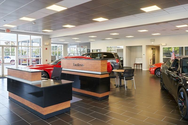 Projects_Faulkner Dodge Ram Mechanicsburg   Professional ...