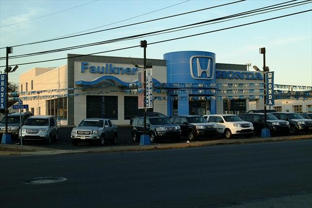 Projects Faulkner Honda New Car Sales Professional
