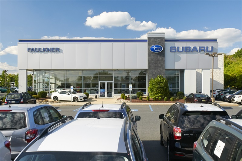 Faulkner Car Dealership West Chester