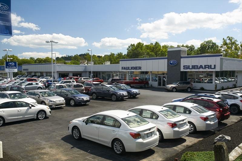 Honda Dealership Lancaster Pa >> Projects_Faulkner Subaru Harrisburg | Professional Design ...