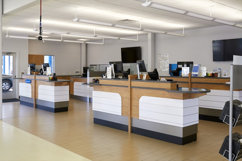 Projects Jones Honda Service Addition Professional Design And