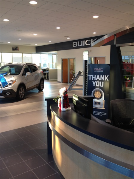 Projects Buick Gmc West Chester Professional Design And Construction