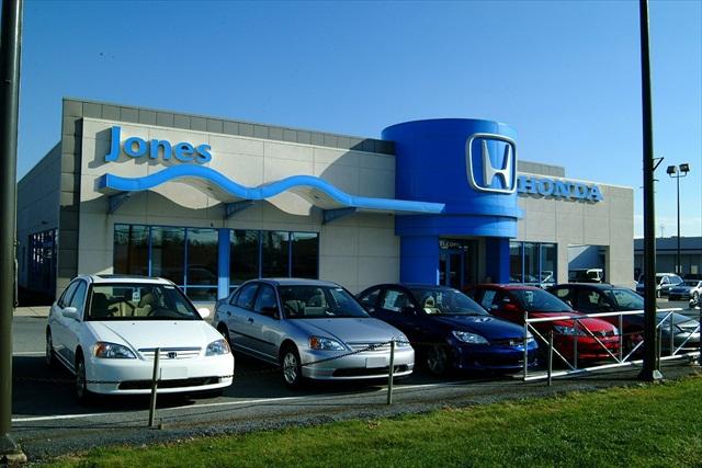 Projects_Jones Honda | Professional Design and Construction