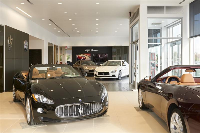 Projects Faulkner Maserati Alfa Romeo Professional