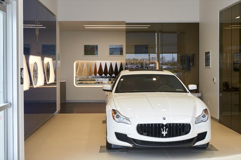 Faulkner Cadillac Mechanicsburg >> Projects_Faulkner Maserati Alfa Romeo | Professional ...