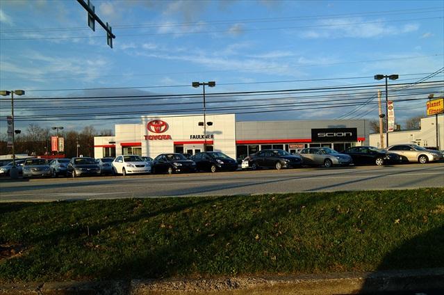 Faulkner Cadillac Mechanicsburg >> Projects_Faulkner Toyota Scion | Professional Design and ...