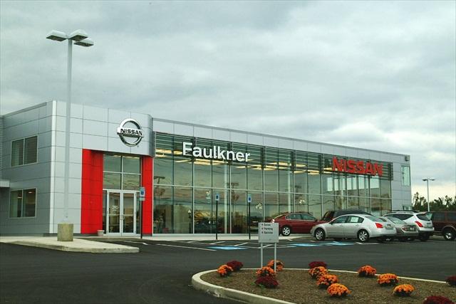 Faulkner Cadillac Mechanicsburg >> Projects_Faulkner Nissan | Professional Design and ...