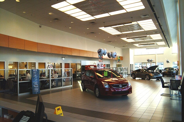 Faulkner Nissan Harrisburg >> Projects Faulkner Nissan Professional Design And Construction
