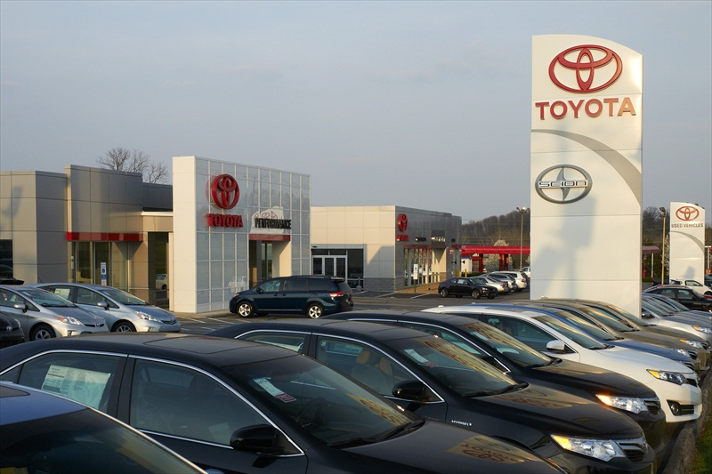 Performance Toyota Scion Route 422 West, Sinking Spring, PA